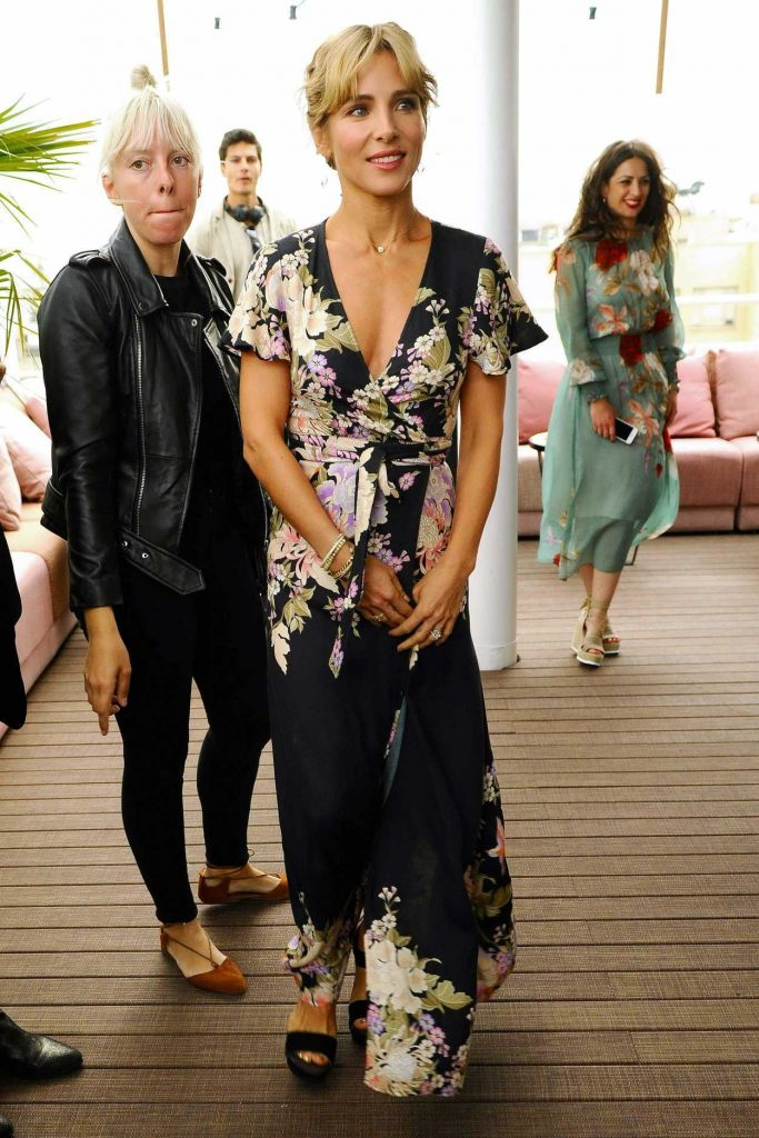 Elsa Pataky at Gioseppo Woman Collection Photocall in Madrid 04/25/2017-3
