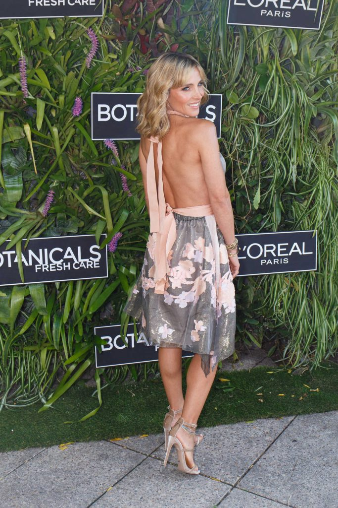 Elsa Pataky at the Botanicals Fresh Care Ambassador Launch in Sydney 04/19/2017-2