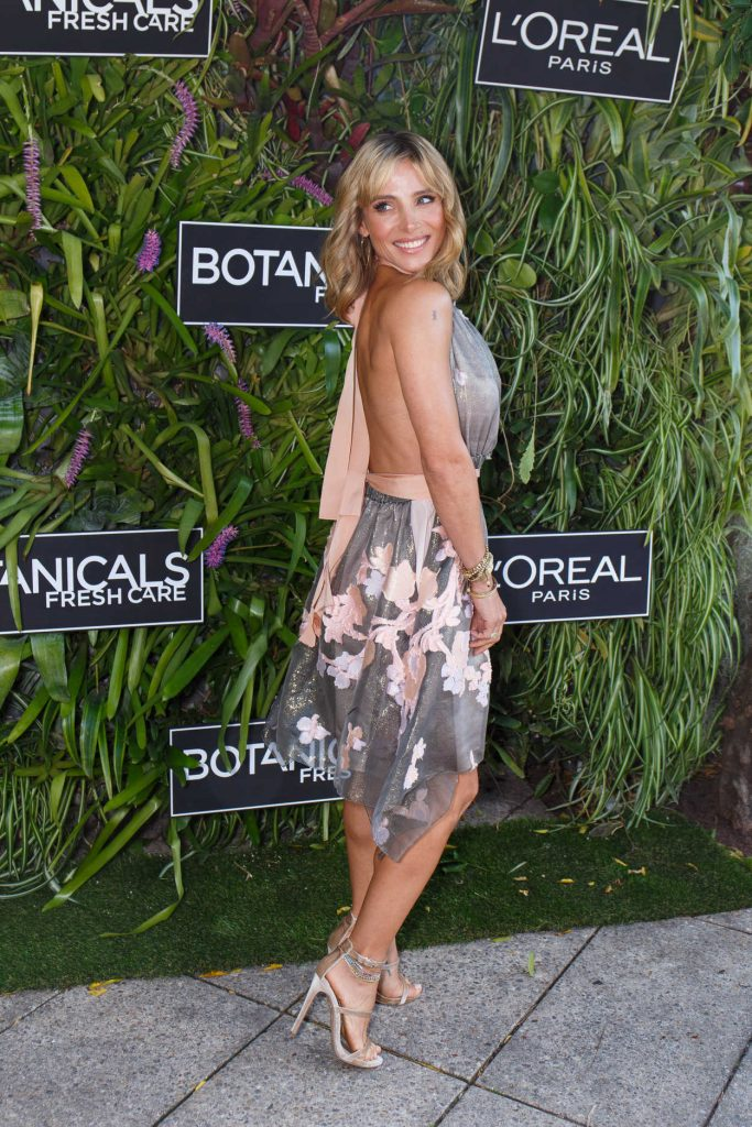 Elsa Pataky at the Botanicals Fresh Care Ambassador Launch in Sydney 04/19/2017-3