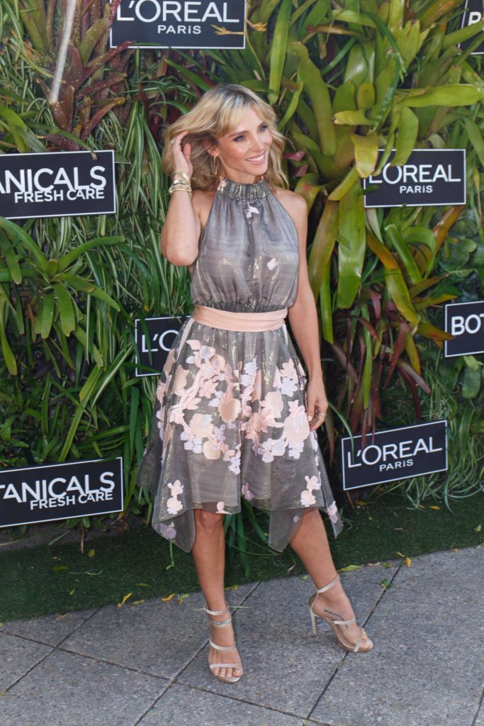 Elsa Pataky at the Botanicals Fresh Care Ambassador Launch in Sydney 04/19/2017-4