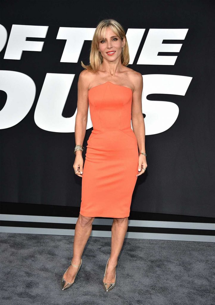 Elsa Pataky at the Fate of the Furious Premiere in New York 04/08/2017-3