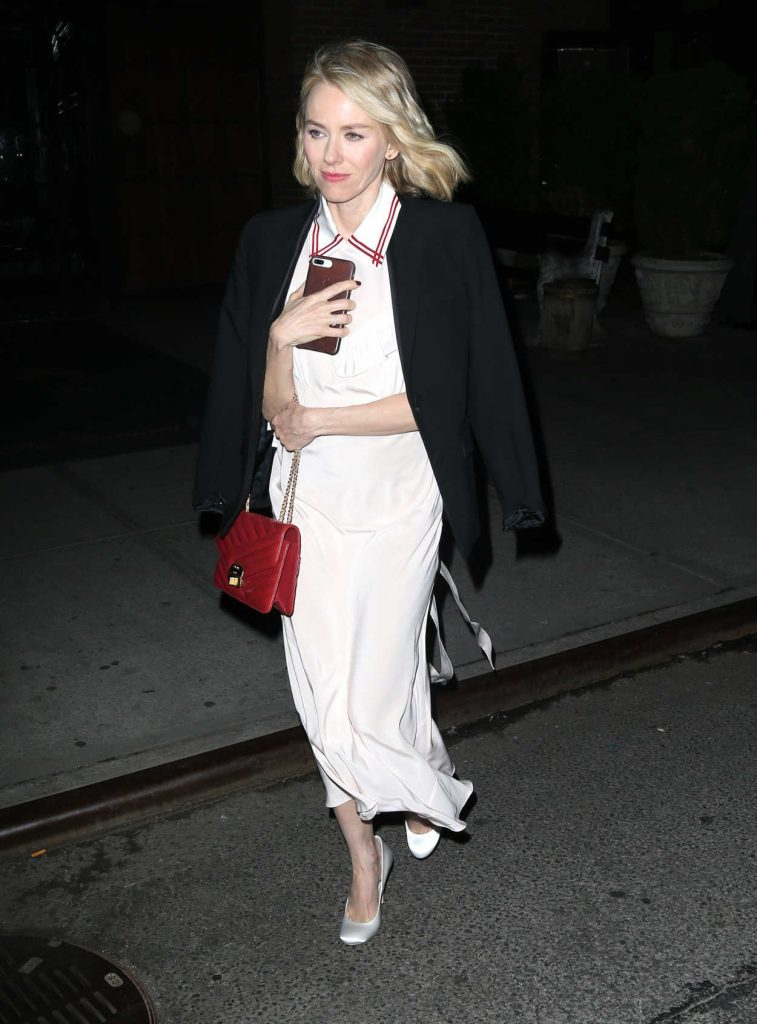 Naomi Watts Leaves the Turtle Ball 04/18/2017-3