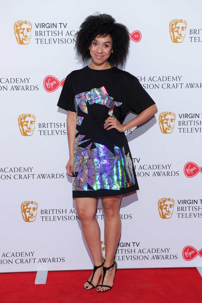 Pearl Mackie at the British Academy Television and Craft Awards Nominees Party in London 04/20/2017-1
