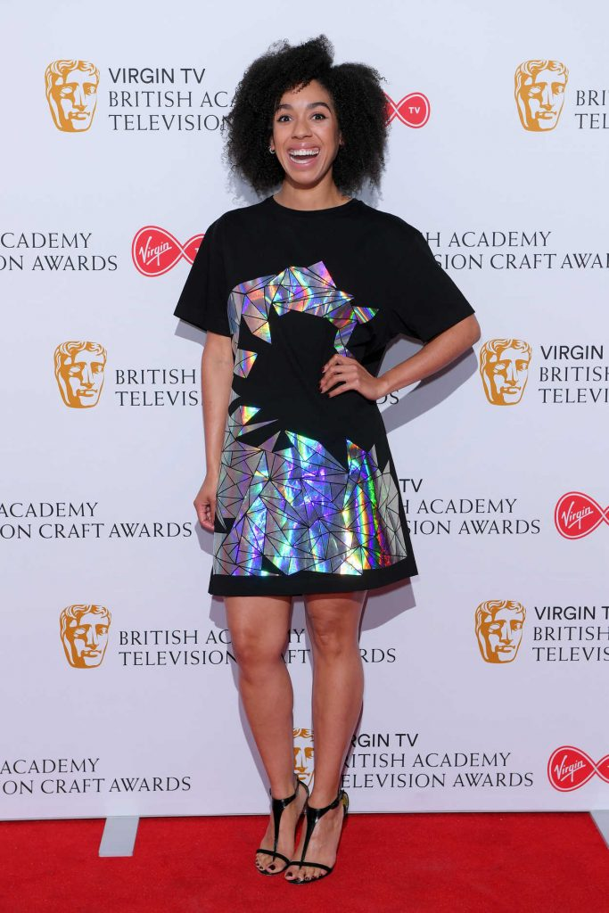 Pearl Mackie at the British Academy Television and Craft Awards Nominees Party in London 04/20/2017-2