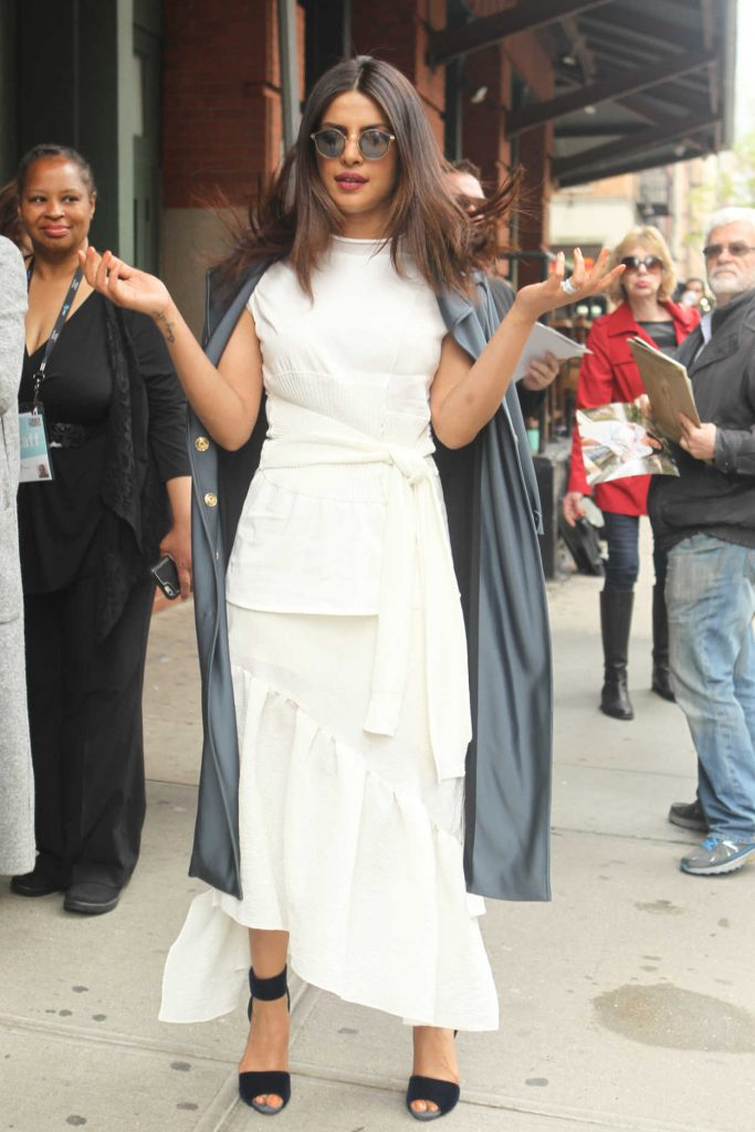 Priyanka Chopra Was Seen Out in New York City 04/20/2017-2