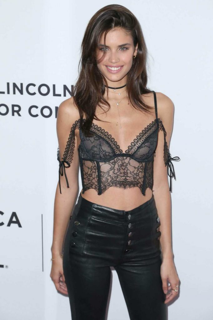 Sara Sampaio at The Clapper Screening in New York 04/23/2017-5
