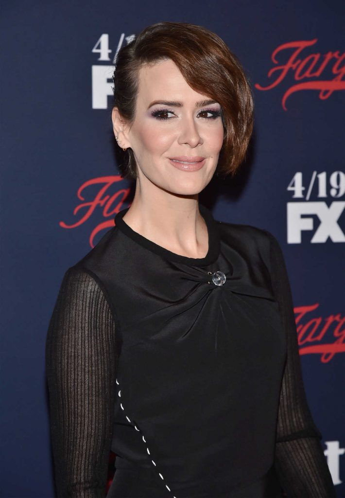 Sarah Paulson at the FX's 2017 All-Star Upfront in New York 04/06/2017-4