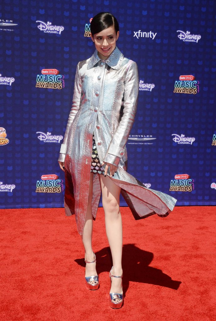 Sofia Carson at the 2017 Radio Disney Music Awards in Los Angeles 04/29/2017-2