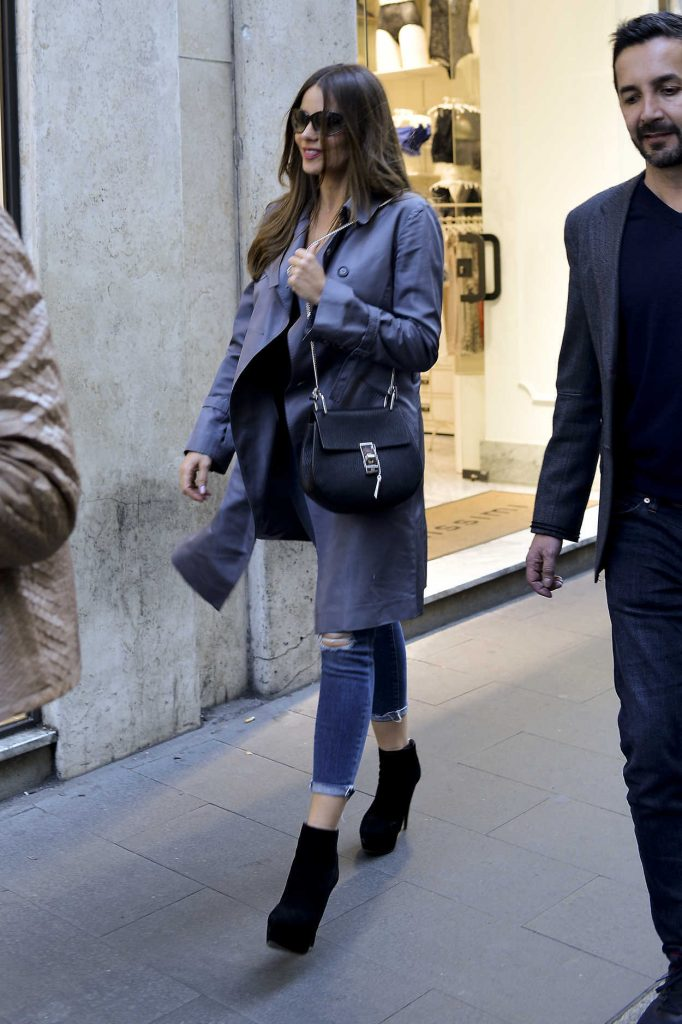 Sofia Vergara Was Seen Out in Rome 04/03/2017-1