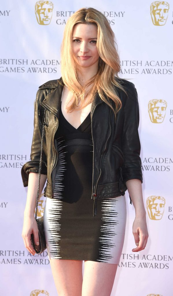 Talulah Riley at the British Academy Games Awards in London 04/06/2017-3