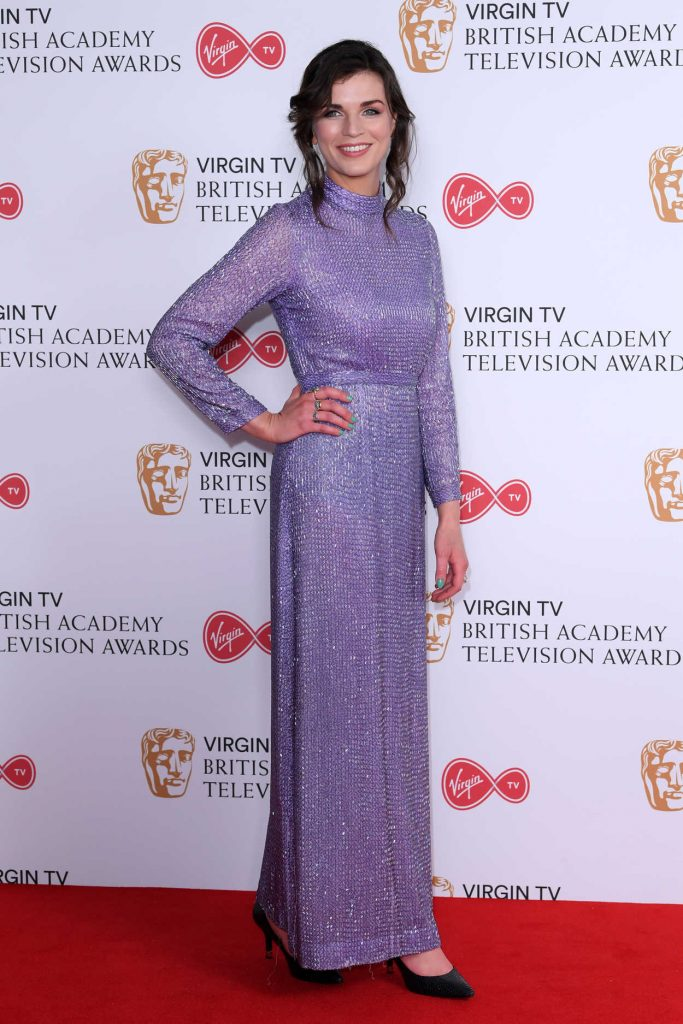 Aisling Bea at he 2017 British Academy Television Awards in London 05/14/2017-1