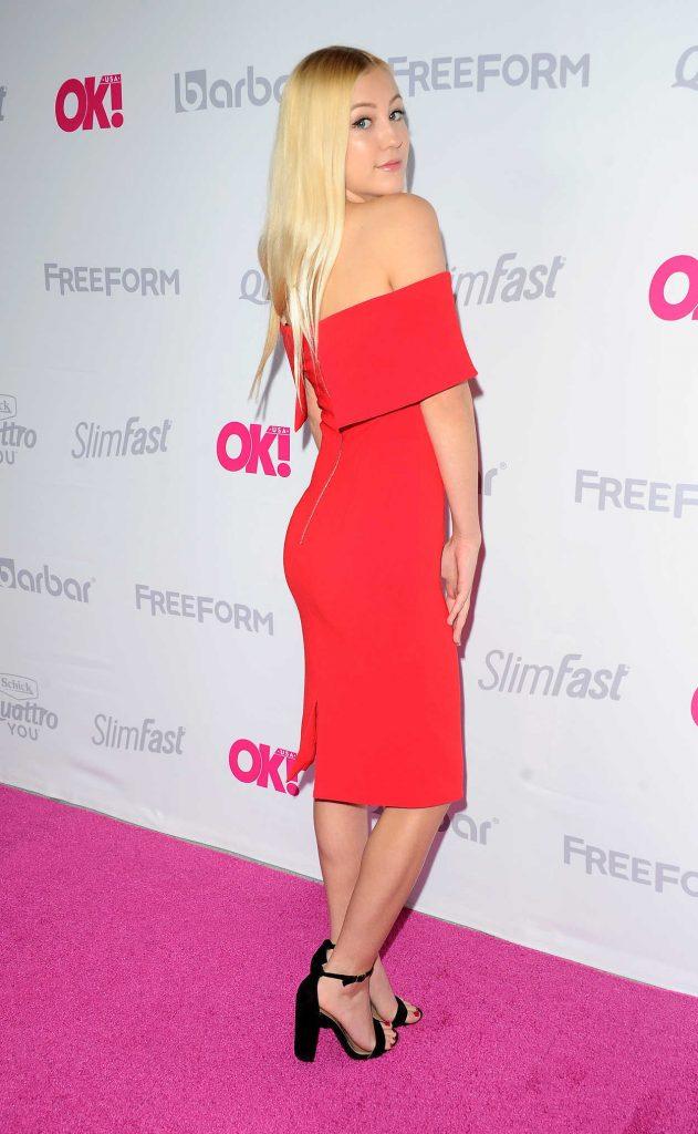 Ava Sambora at OK! Magazine's Summer Kick off at W Hotel in Hollywood 05/17/2017-2