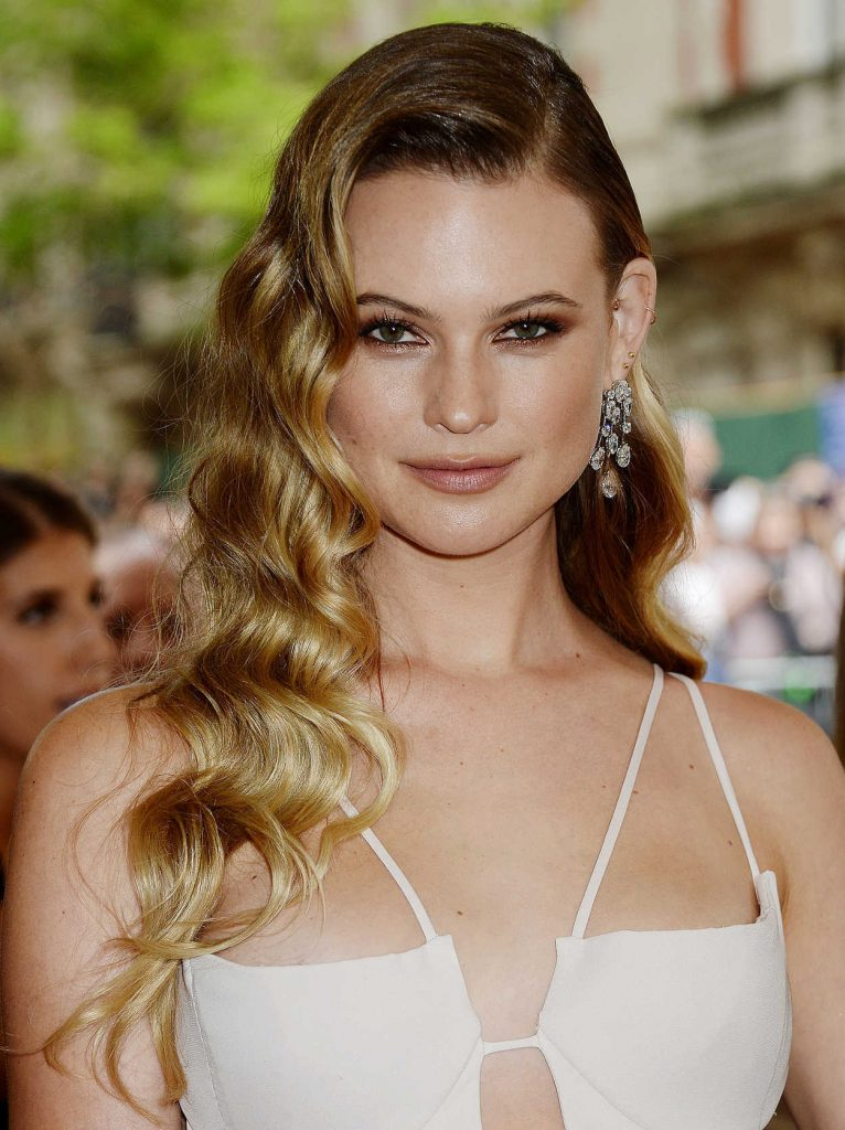 Behati Prinsloo at the 2017 Met Gala at The Metropolitan Museum of Art in New York 05/01/2017-5