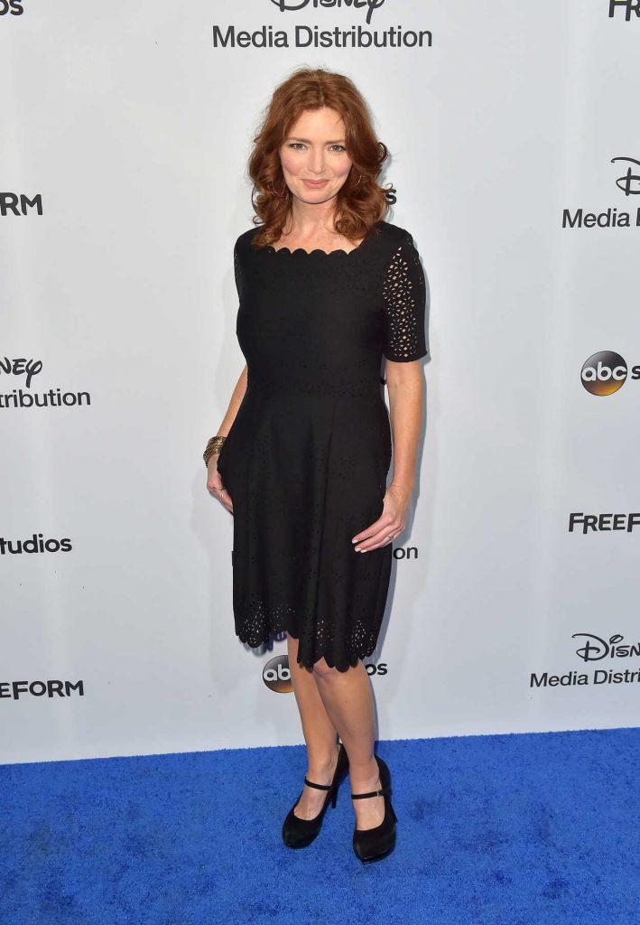 Brigid Brannagh at ABC International Upfronts in Los Angeles 05/21/2017-1