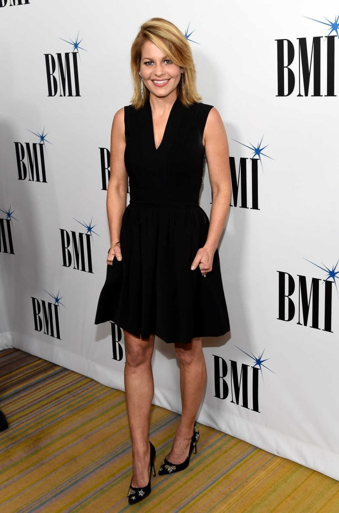 Candace Cameron Bure at the 2017 BMI Film, TV and Visual Media Awards in Beverly Hills 05/10/2017-1