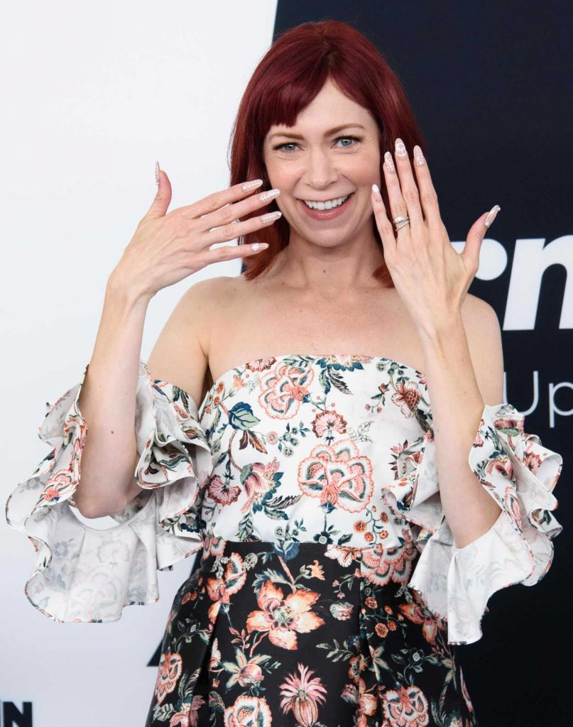 Carrie Preston at the Turner Upfront Presentation in New York 05/17/2017-2