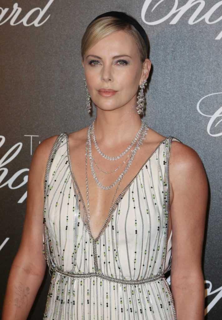 Charlize Theron at the Chopard Trophy Event in Cannes 05/22/2017-5