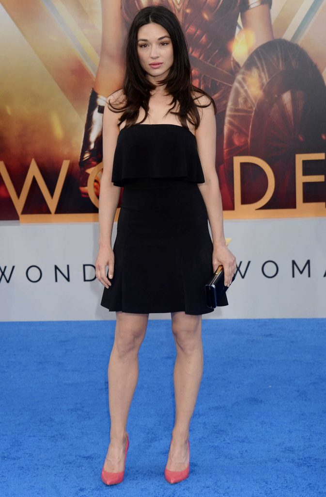 Crystal Reed at the Wonder Woman Premiere in Los Angeles 05/25/2017-2