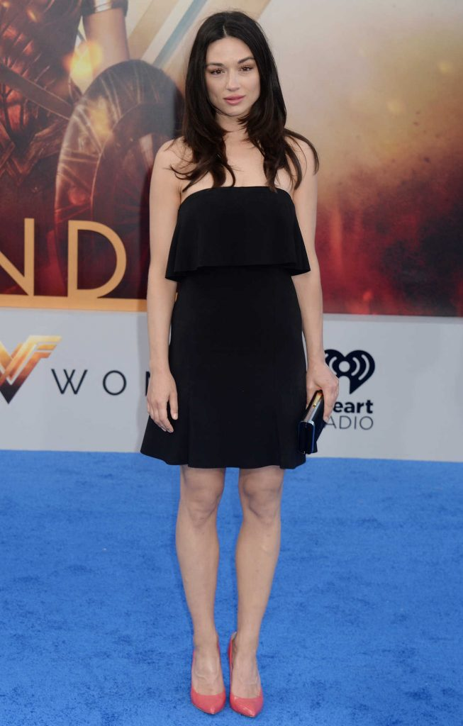 Crystal Reed at the Wonder Woman Premiere in Los Angeles 05/25/2017-3