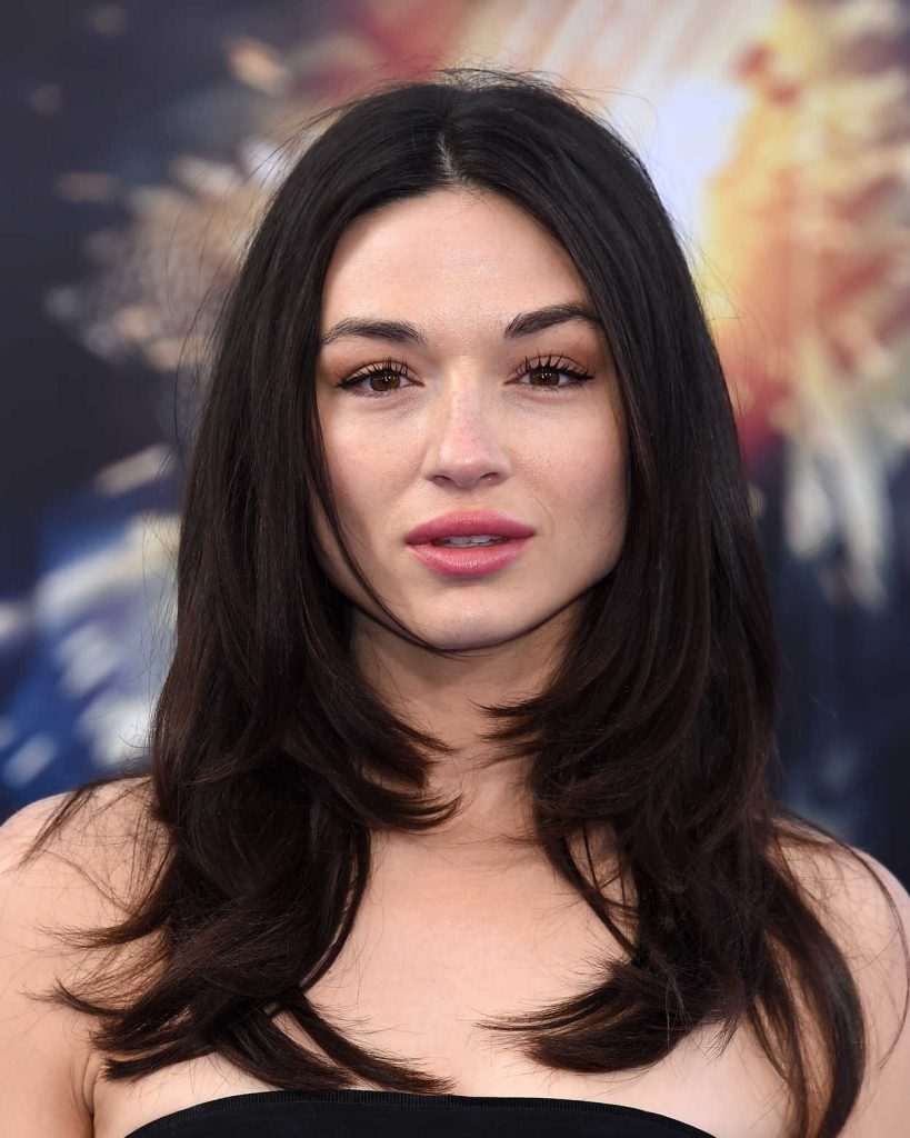 Crystal Reed at the Wonder Woman Premiere in Los Angeles 05/25/2017-5