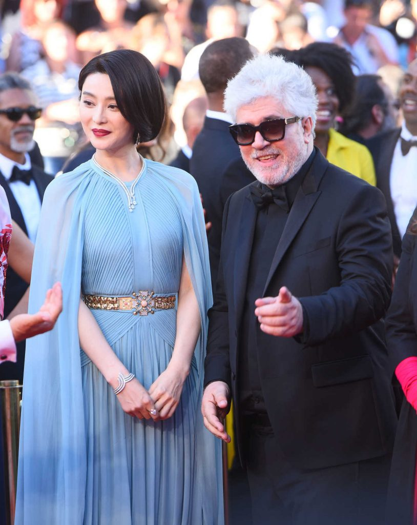 Fan Bingbing at the 70th Cannes Film Festival Opening Ceremony in France 05/17/2017-2