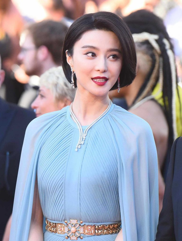 Fan Bingbing at the 70th Cannes Film Festival Opening Ceremony in France 05/17/2017-3
