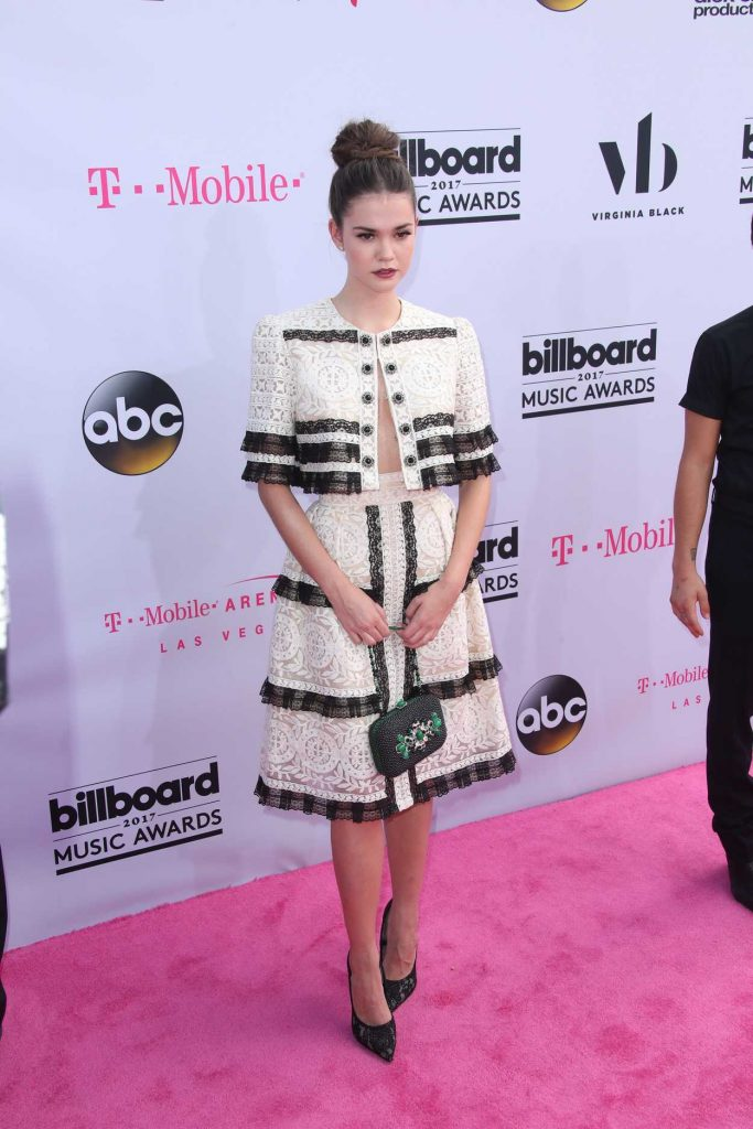 Maia Mitchell at the 2017 Billboard Music Awards in Las Vegas 05/21/2017-2