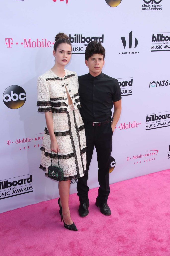Maia Mitchell at the 2017 Billboard Music Awards in Las Vegas 05/21/2017-3