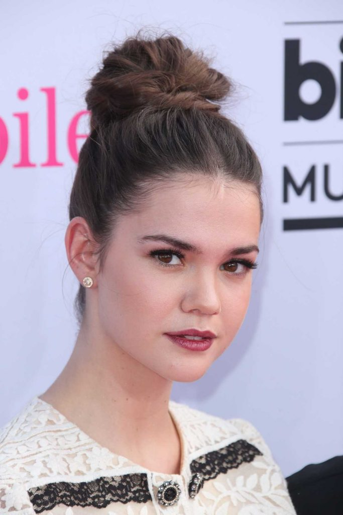 Maia Mitchell at the 2017 Billboard Music Awards in Las Vegas 05/21/2017-4