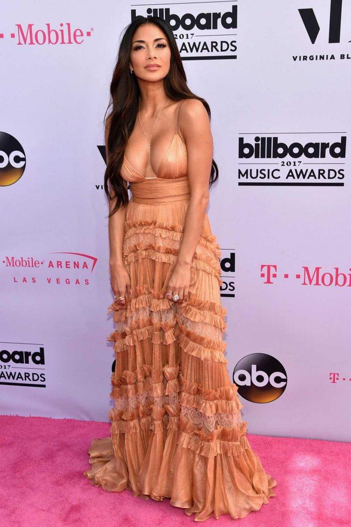 Nicole Scherzinger at the 2017 Billboard Music Awards in Las Vegas 05/21/2017-2