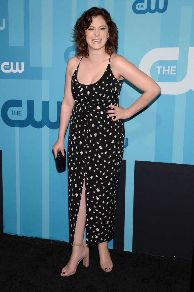 Rachel Bloom at the CW Network's 2017 Upfront at the London Hotel in New York City 05/18/2017-2