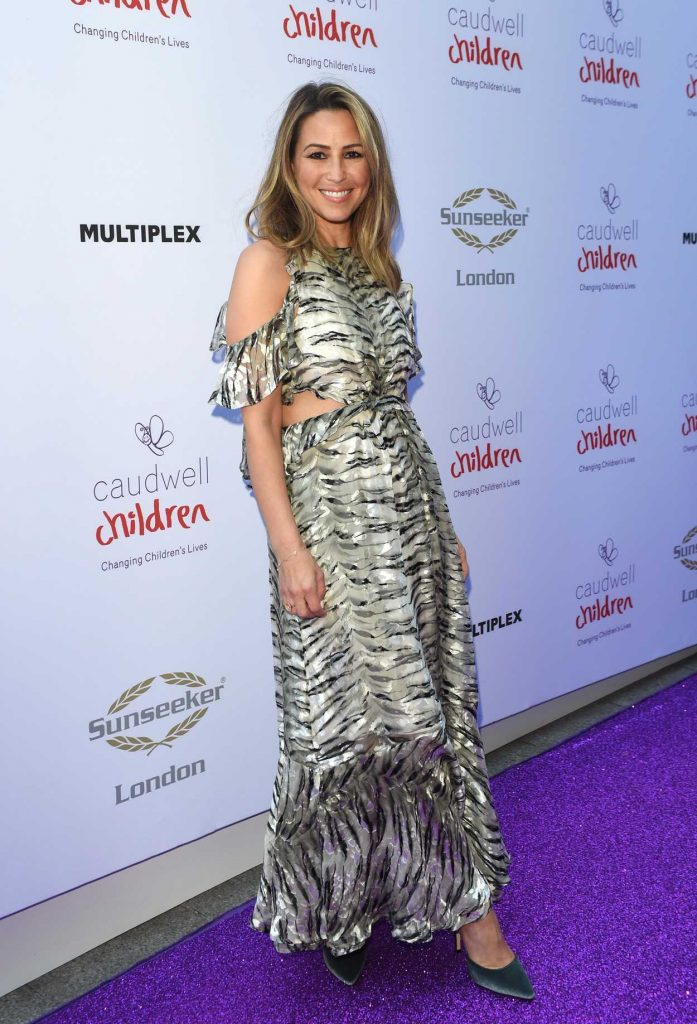Rachel Stevens at the Butterfly Ball at the Grosvenor House Hotel in London 05/25/2017-2