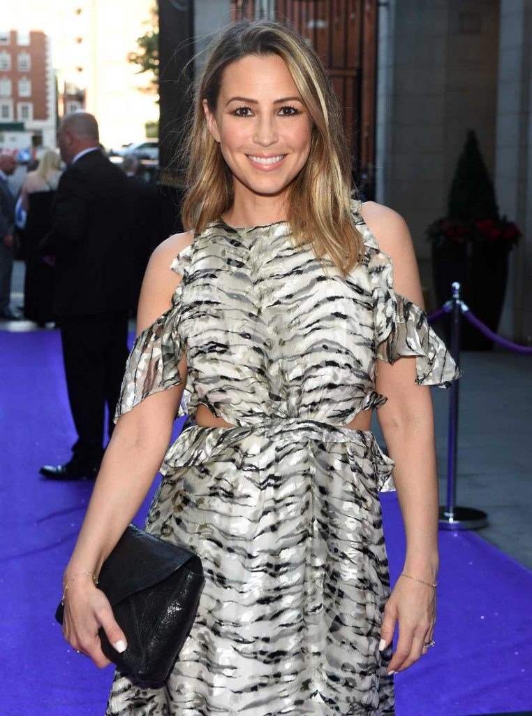 Rachel Stevens at the Butterfly Ball at the Grosvenor House Hotel in London 05/25/2017-3