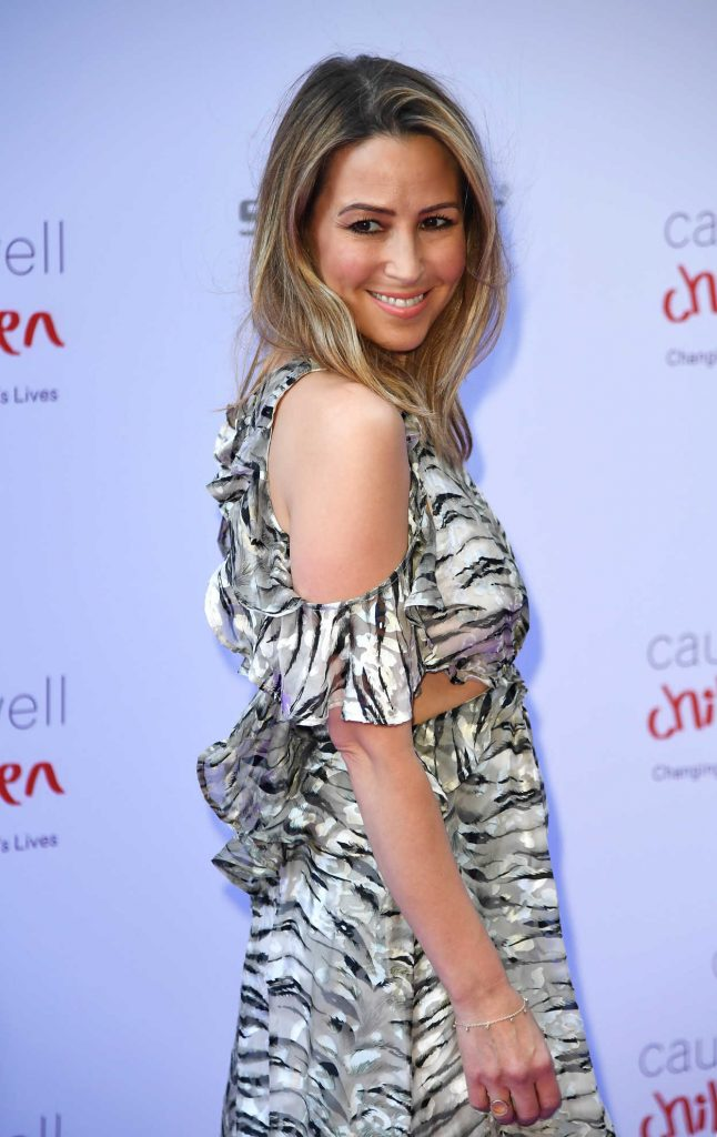 Rachel Stevens at the Butterfly Ball at the Grosvenor House Hotel in London 05/25/2017-5