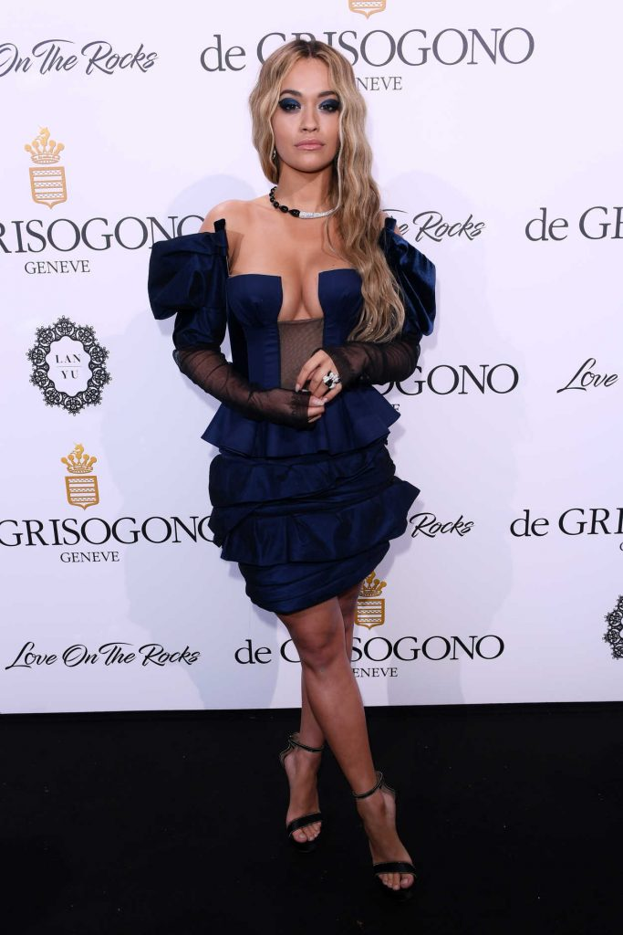 Rita Ora at De Grisogono Party During the 70th Cannes Film Festival 05/23/2017-1