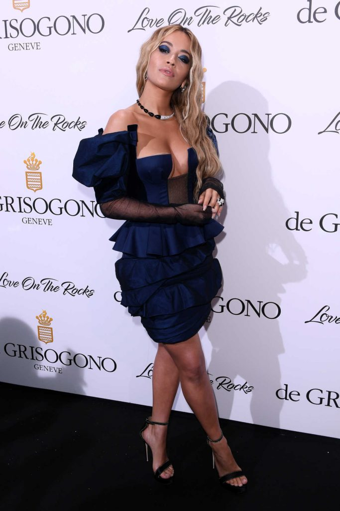 Rita Ora at De Grisogono Party During the 70th Cannes Film Festival 05/23/2017-2
