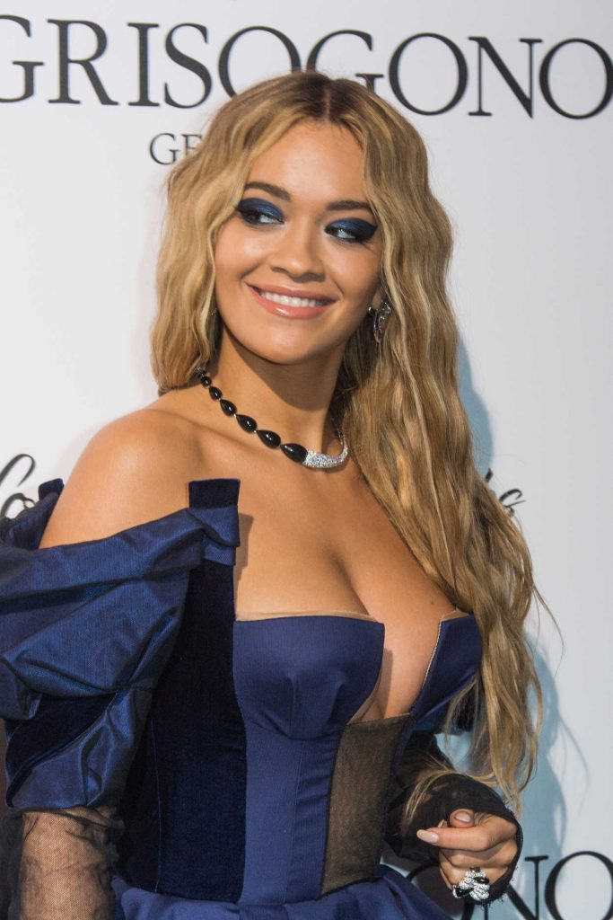 Rita Ora at De Grisogono Party During the 70th Cannes Film Festival 05/23/2017-5