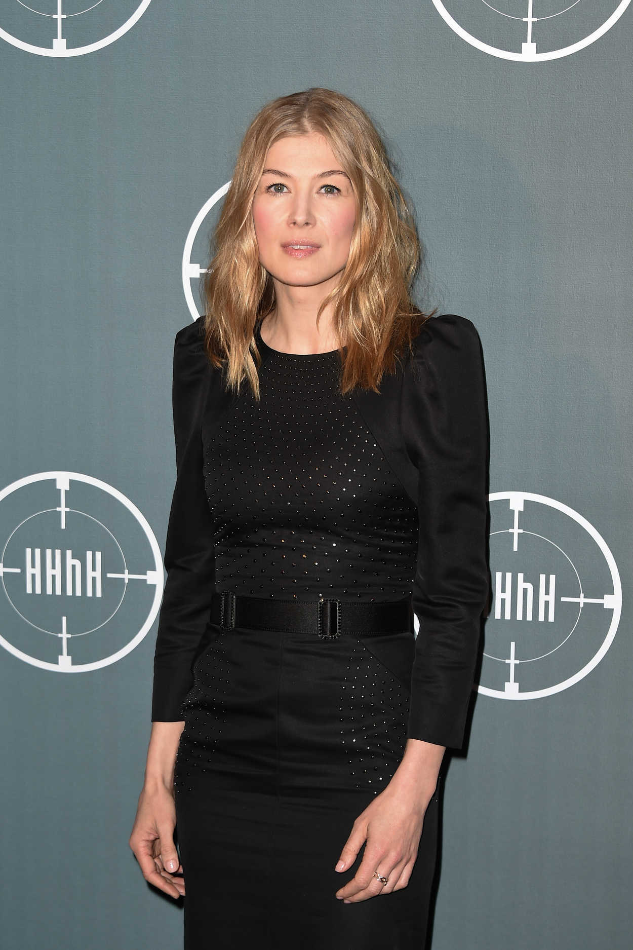 Rosamund Pike at the H...