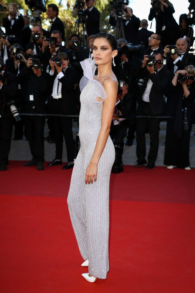 Sara Sampaio at the 120 Beats Per Minute Premiere During the 70th Annual Cannes Film Festival 05/20/2017-2