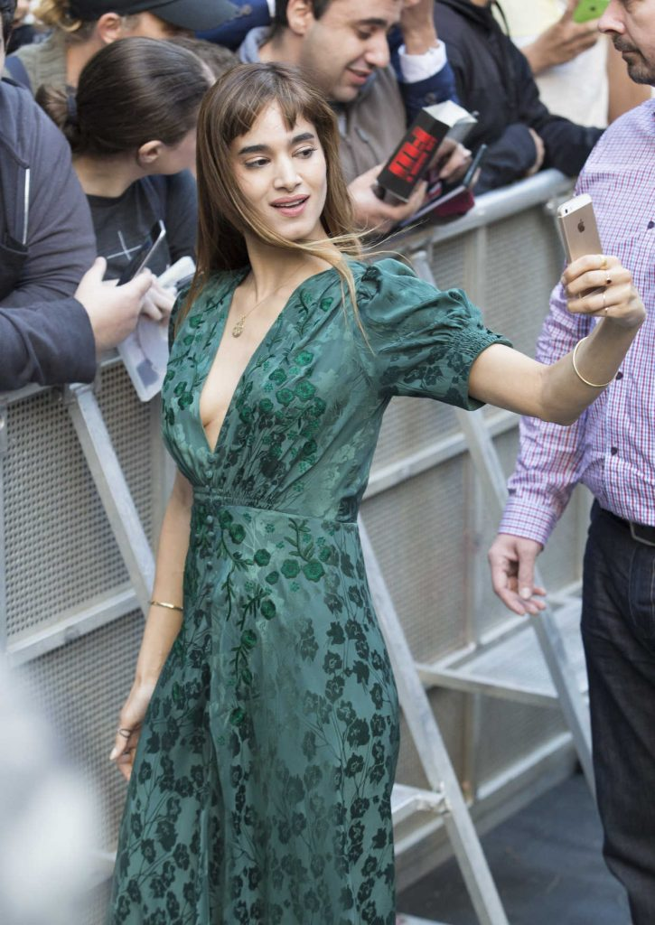 Sofia Boutella at The Mummy Premiere in Sydney 05/22/2017-1
