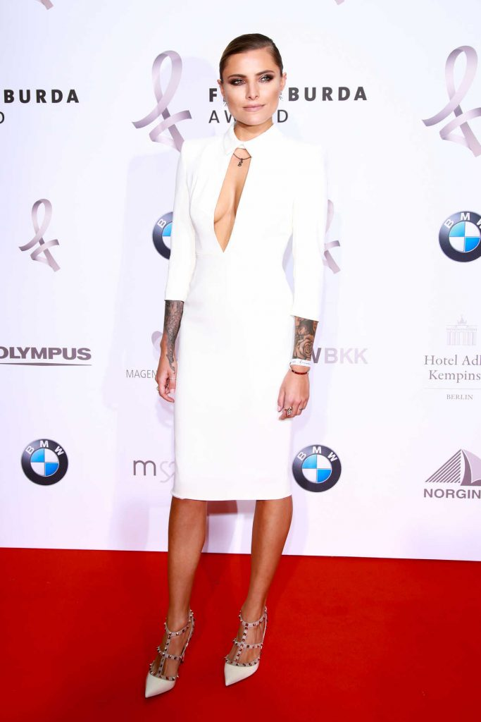 Sophia Thomalla at the Felix Burda Awards in Berlin 05/14/2017-1
