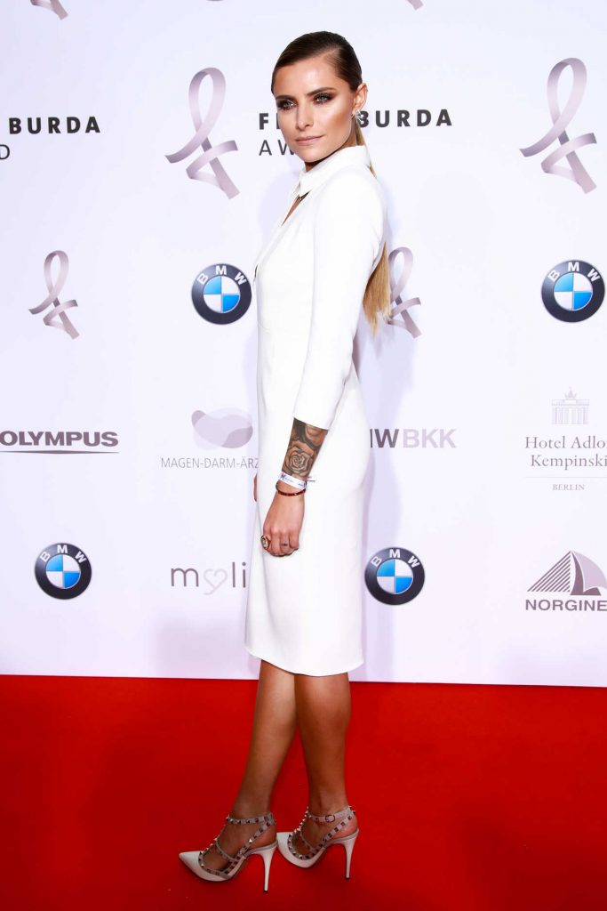 Sophia Thomalla at the Felix Burda Awards in Berlin 05/14/2017-4