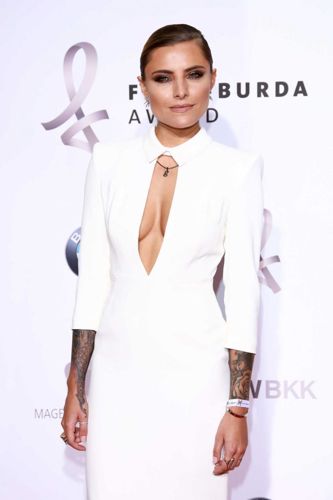 Sophia Thomalla at the Felix Burda Awards in Berlin 05/14/2017-5