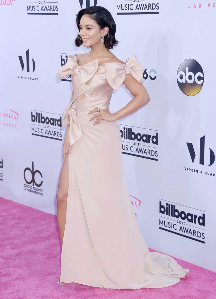 Vanessa Hudgens at the 2017 Billboard Music Awards in Las Vegas 05/21/2017-2