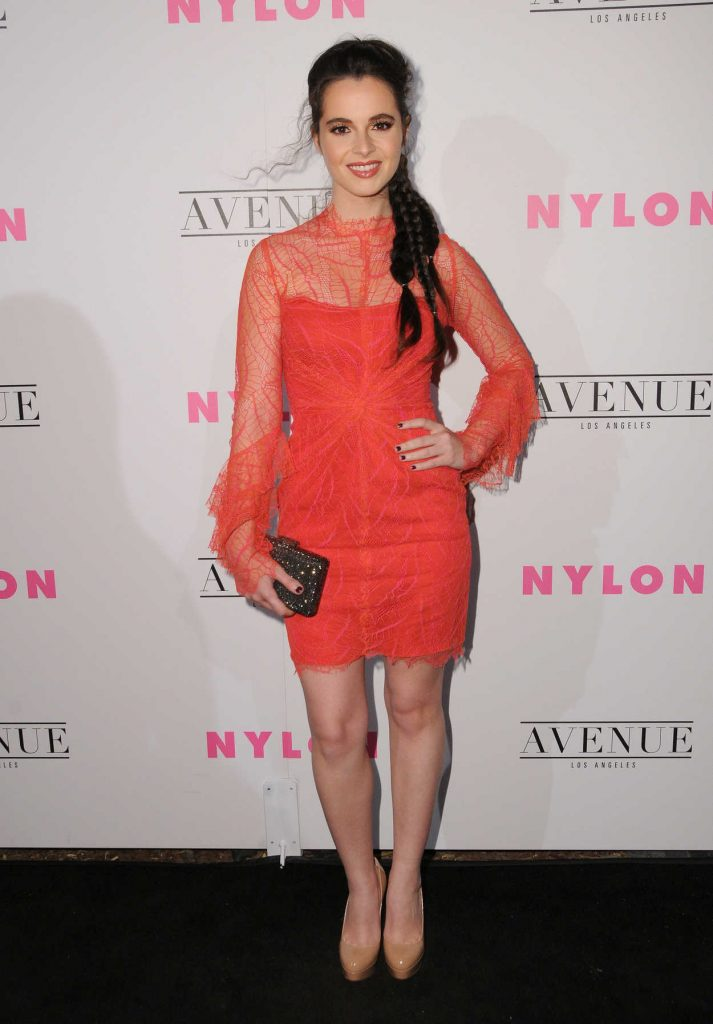 Vanessa Marano at the Nylon Young Hollywood Party in Los Angeles 05/02/2017-1