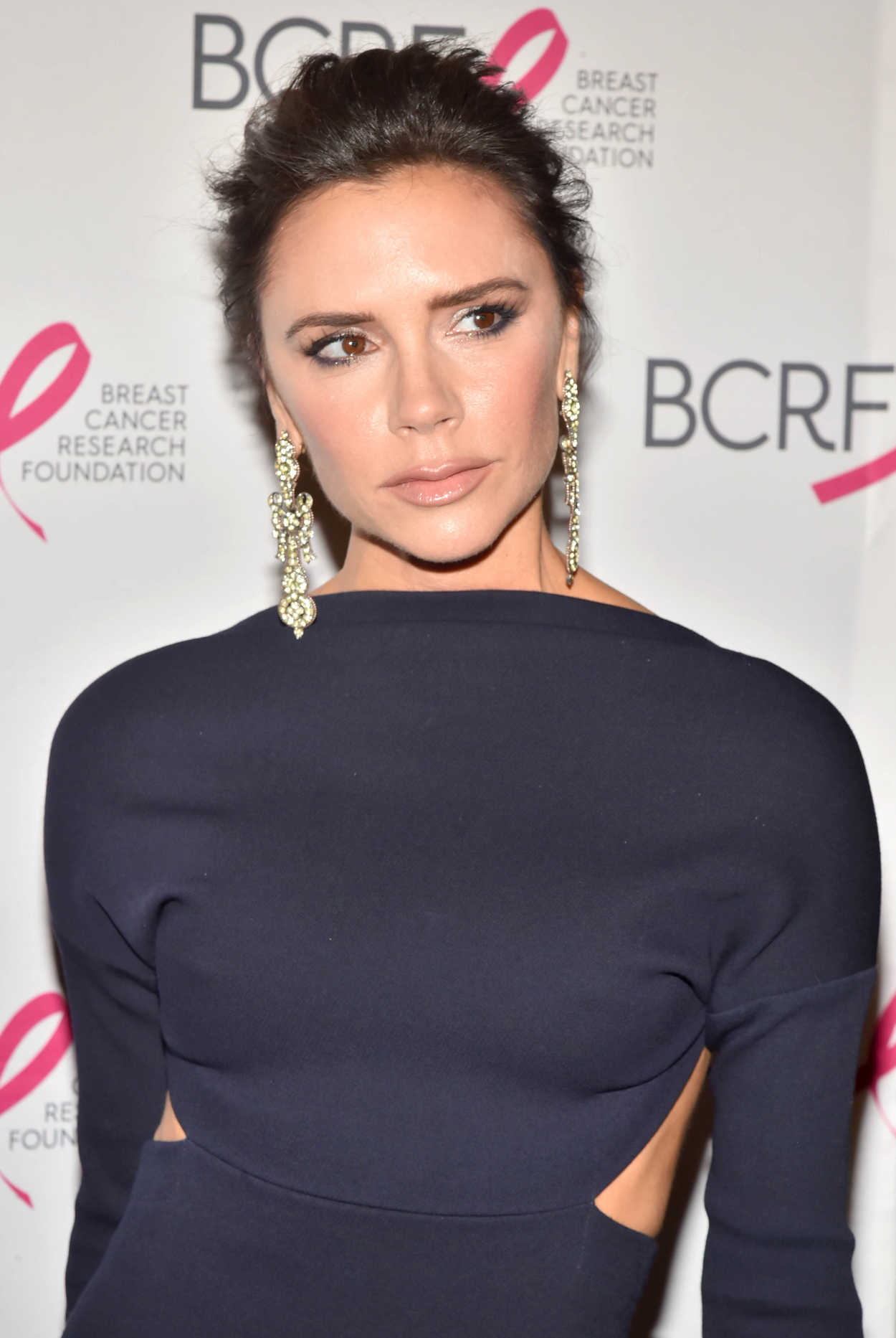 Victoria Beckham Attends the 2017 Breast Cancer Research ... Victoria Beckham
