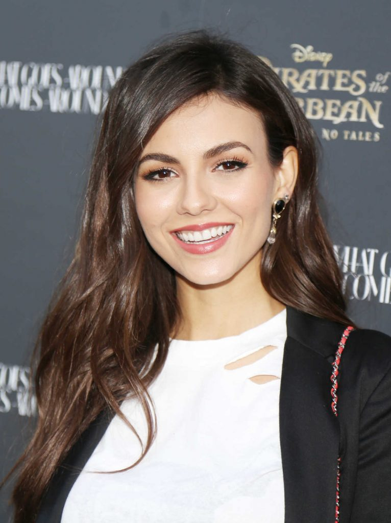 Victoria Justice at the Pirates of the Caribbean: Dead Men Tell no Tales Premiere in Hollywood 05/18/2017-5