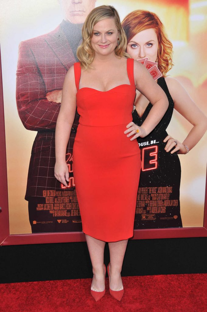Amy Poehler at The House Premiere at TCL Chinese Theater in Hollywood 06/26/2017-1