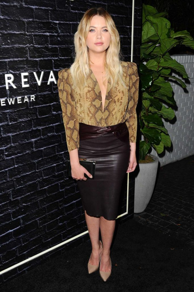 Ashley Benson at the Prive Launch Event in Los Angeles 06/01/2017-1