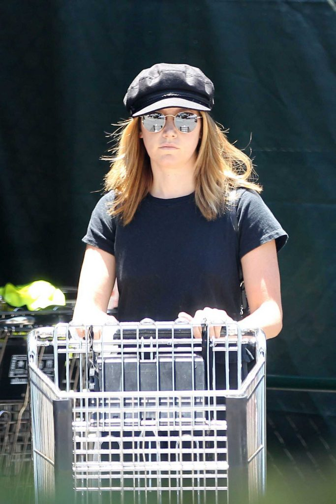 Ashley Tisdale Goes Shopping at Whole Foods in LA 06/18/2017-1